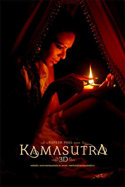 Kamasutra 3D Movie Poster.