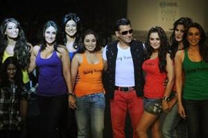 Salman Khan charity show