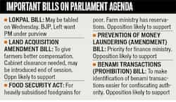 At an all-party meeting convened on Sunday by Lok Sabha speaker Meira ...