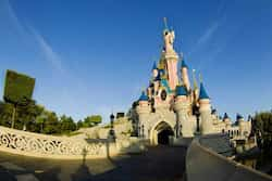 October 12, 1991: Sleeping Beauty Castle makes its debut. Photo: AFP Disneyland Paris: 20 years of magical rides