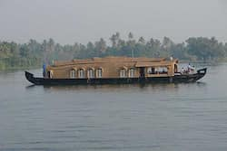 House Boat Vembanad Lake Photo by Ajit Eusebius Kerala