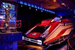 The revamped Star Tours ride arrives in Disney parks in both California and Florida this summer, complete with a new technologies and a story featuring the original characters.Relaxnews Summer of innovative attractions