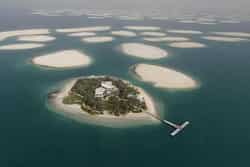 A development is seen on one of the islands of The World Islands project in Dubai January 7, 2012. Reuters/Jumana El Heloueh Expanse of the Earth