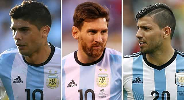 FIFAWorld Cup 2018: Lionel Messi's Argentina face difficult group stage   football 0805 fifa squad argentina