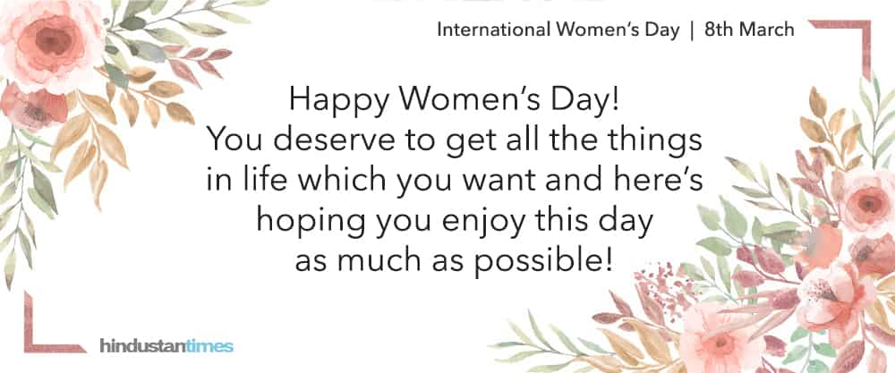 International Womens Day Wishes 2019 Status Messages Cards And