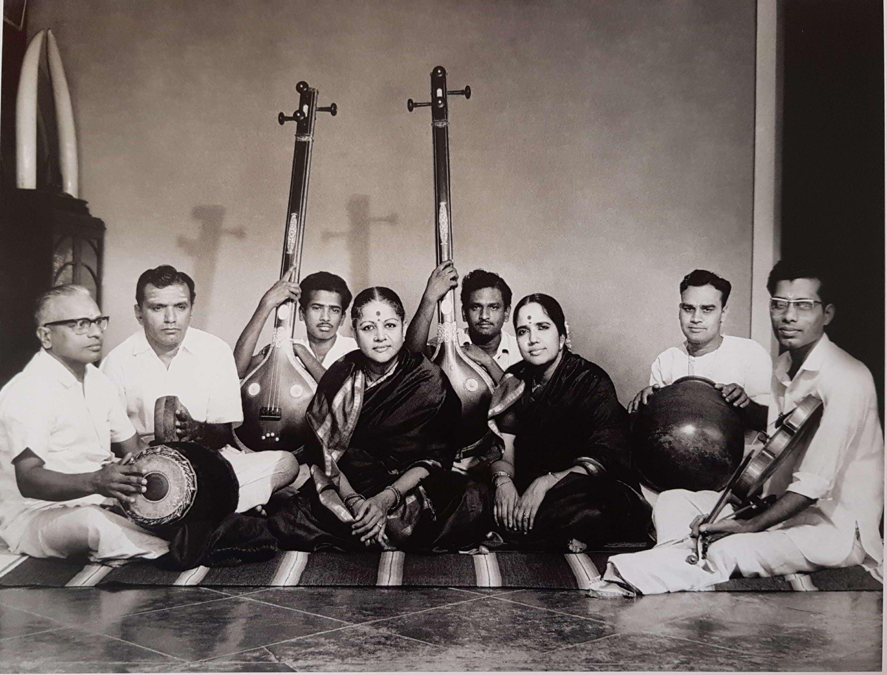 subbulakshmi songs