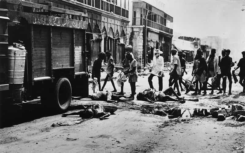 the 1947 communal violence in lahore Communal rriots iin india a chronology (1947-2003)  communal violence has entered a new phase with the christians and members of other  1947 lahore and amritsar,.